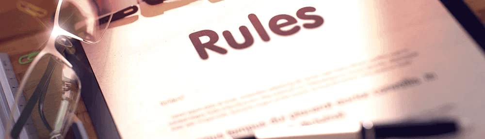 IF-ISA Rules Banner